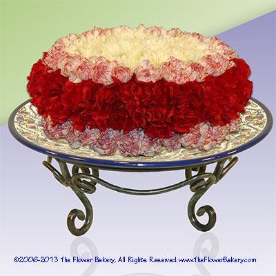 "Ballerina's Tutuâ""¢ Flower Cake"