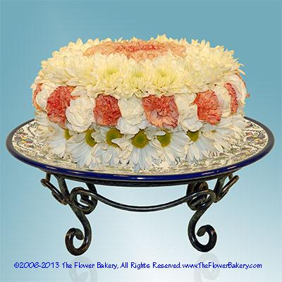 Enchantress™ Flower Cake