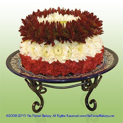 """Cheersâ""""¢ Flower Cake"""