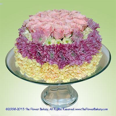 Welcome Home Send unique flower arrangementsbirthday flower cake